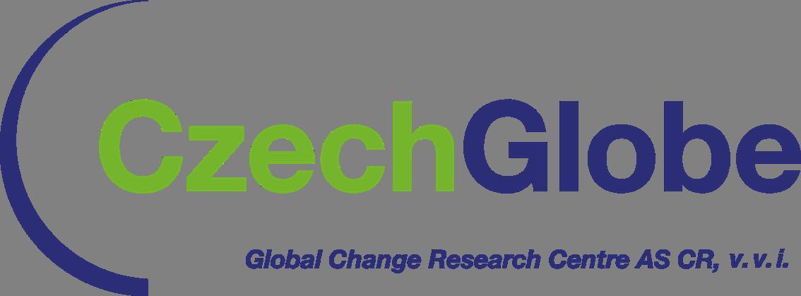 EN logo CzechGlobe pruhledne